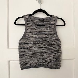 Babaton aritzia Alrik knit sleeveless crop top